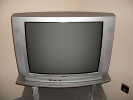 Foto 2 Universum Röhrenfernseher mit TV-Unterschrank