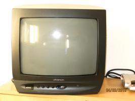 Universum Tv Fernseher klein 35cm diagonale