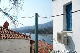Unser Angebot auf der Insel Poros/Griechenland