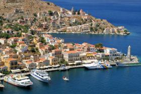 Unser Angebot auf der Insel Symi/Griechenland