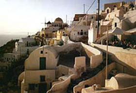 Unser Angebot auf Santorini/Griechenland