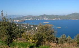 Unser Angebot nahe der Insel Poros/Griechenland