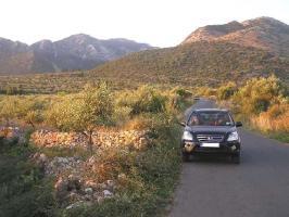 Unser Angebot nahe der Ortschaft Stupa/Griechenland