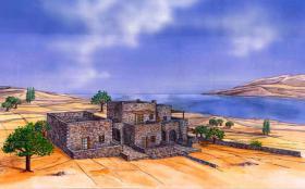 Unser Angebot nahe der Stadt Gythion/Peloponnes/Griechenland