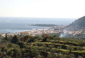 Foto 2 Unser Angebot oberhalb der Stadt Gythion/Peloponnes/Griechenland