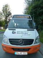 Unser Bürgerbus für den täglichen Bedarf