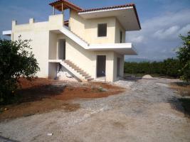 Unser Neubau Einfamilienhaus nahe der Stadt Nafplion/Peloponnes