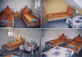 Unterkunft für Monteure ab 10 Euro Tel. 0151 15662588  Raum Frankfurt
