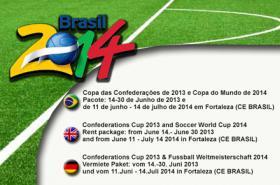 Unterkunft fuer Gruppe von 8-10 Personen Fussball-WM in Brasil