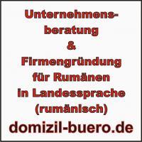 Foto 2 Unternehmenberatung für Rumänen in Landesprache(rumänisch)!!!!!!