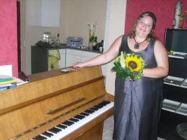 Unterricht-Gesang, Klvier, Keyboard, Musikteather, Frühererziehung