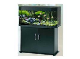 Foto 3 Unterschrank für Aquarium , schwarz t40b100h70