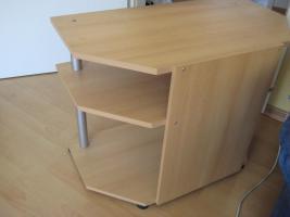 Foto 2 Untertisch aus Holz für einen Fernseher