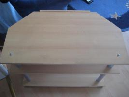 Foto 3 Untertisch aus Holz für einen Fernseher