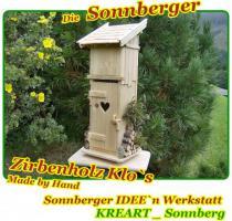 Foto 3 Uriges Wohlfühl Geschenk aus Zirbenholz