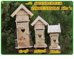Foto 4 Uriges Wohlfühl Geschenk aus Zirbenholz