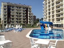 Urlaub in Ferienanlage an derTürkischen Riviera