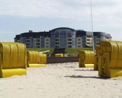 Urlaub an der Nordsee – Vermiete exkl. Ferienwohnung in der Kurpark Residenz Cuxhaven