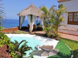 Foto 3 Urlaub auf Teneriffa Ferienhaus Romantica - Teneriffa Nord mit Meerblick und Pool
