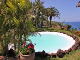 Foto 4 Urlaub auf Teneriffa Ferienhaus Romantica - Teneriffa Nord mit Meerblick und Pool