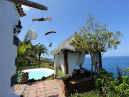 Foto 7 Urlaub auf Teneriffa Ferienhaus Romantica - Teneriffa Nord mit Meerblick und Pool