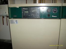 Foto 2 VAILANT-Gasheizung VKS 23E / Wasser-Speicher VIH 115