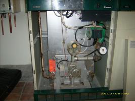Foto 4 VAILANT-Gasheizung VKS 23E / Wasser-Speicher VIH 115