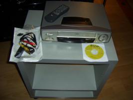VHS Rekorder mit Digitalisierer