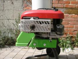 Foto 2 VIKING Benzin-H�cksler (Vorf�hrger�t) f�r den mobilen Einsatz