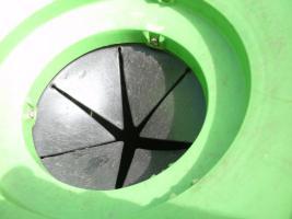Foto 3 VIKING Benzin-H�cksler (Vorf�hrger�t) f�r den mobilen Einsatz