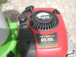 Foto 4 VIKING Benzin-Häcksler (Vorführgerät) für den mobilen Einsatz