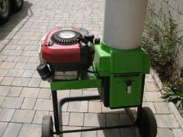 Foto 5 VIKING Benzin-H�cksler (Vorf�hrger�t) f�r den mobilen Einsatz