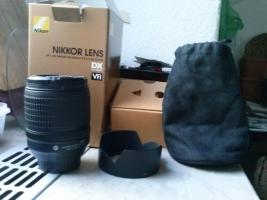VK Nikon Nikkor Objektiv 18 - 105 , 3,5 - 5,6 , wie Neu