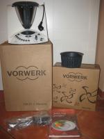Foto 2 VORWERK Thermomix TM31 mit Varoma