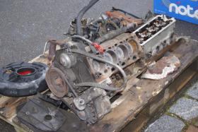 VW Polo Motor  AAV