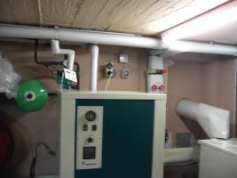 Foto 3 Vaillant Heizungsanlage komplett funktionstüchtig mit 200l Kessel und Pumpe