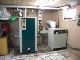 Foto 4 Vaillant Heizungsanlage komplett funktionstüchtig mit 200l Kessel und Pumpe