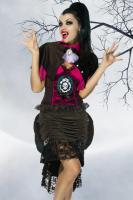 Foto 2 Vampir-Kostüm,5-tlg, aufwendig und hochwertig verarbeitet