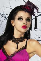 Foto 4 Vampir-Kostüm,5-tlg, aufwendig und hochwertig verarbeitet