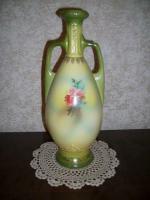 Foto 2 Vase im Empire-Stil (Amphoren-Form mit zwei Henkeln)