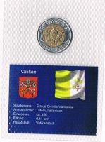 Foto 2 Vatikan 500 Lire '' 1993 '' ! !