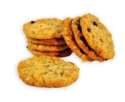 Foto 2 Vegan Haferflocken Vital Beeren Cookies mmm.