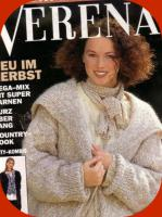 Verena Nr.9, Jahr 1995, Raritt, Strickheft, Strickmagazin, Handarbeitsheft