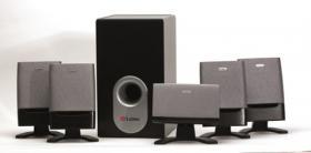 Verk.Lautsprecher,5.1 System