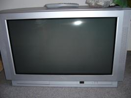 Verkauf eines Fernsehgerätes JVC (Bildröhre)