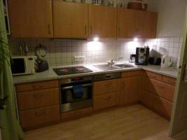 Foto 2 Verkauf: Sehr schöne neuwertige Küche mit modernen EdelstahlGeräten