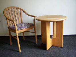 Foto 4 Verkauf eines kompletten Zimmers - Massivholzmöbel (kanadische Erle)