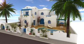 Foto 2 Verkauf villa mit Meerblick in Djerba