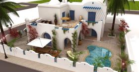 Foto 4 Verkauf villa mit Meerblick in Djerba