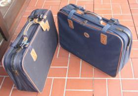Foto 2 Verkaufe 2 Reisekoffer auf Rollen, von Carlton international.